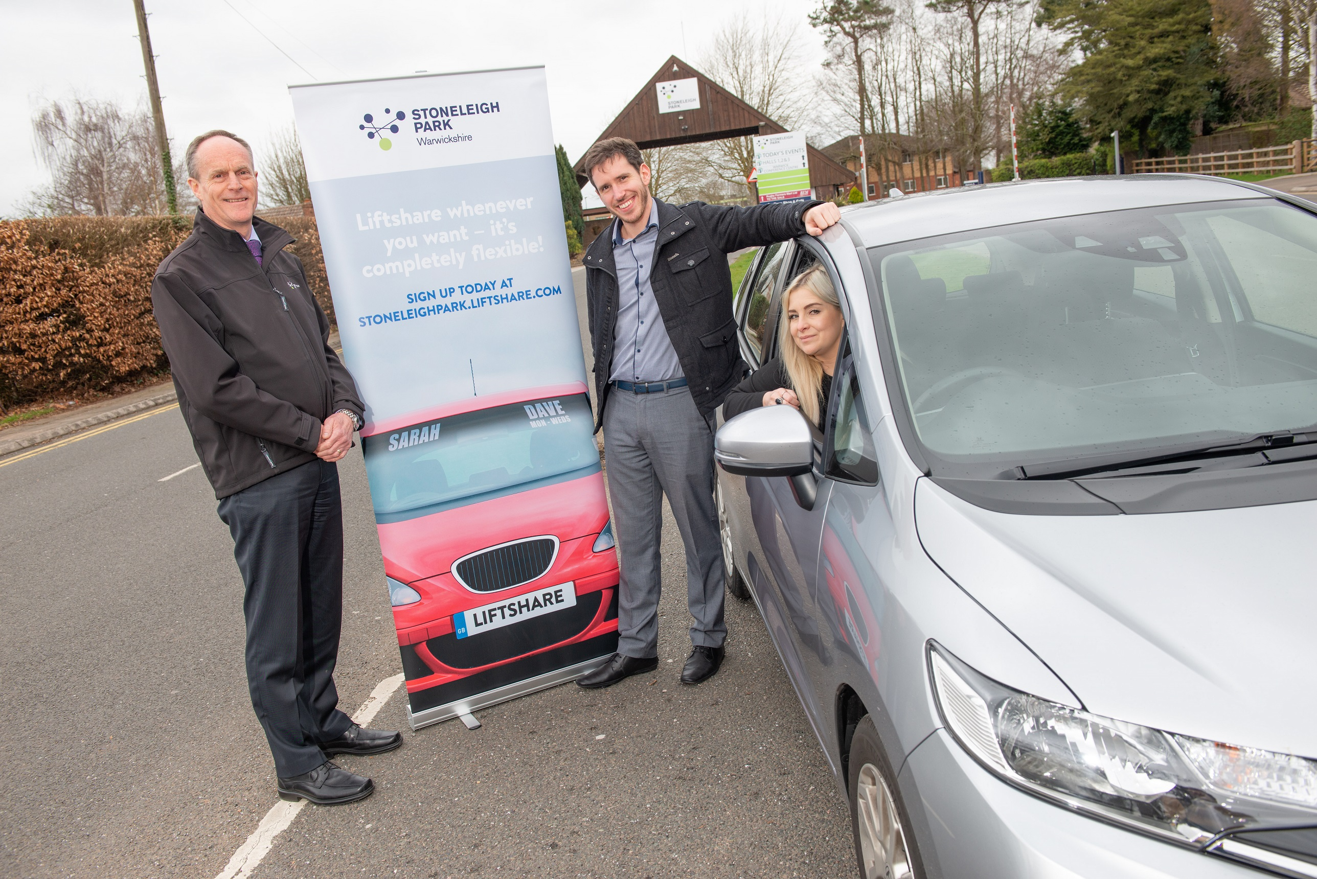 Stoneleigh Park announces car-sharing scheme