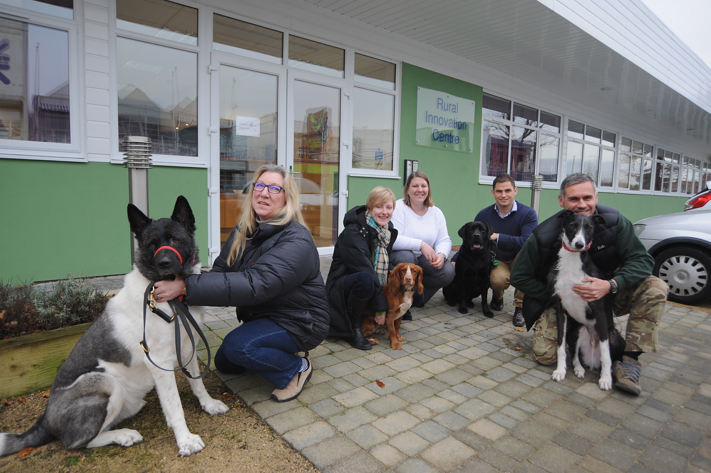 Dog-friendly Rural Innovation Centre
