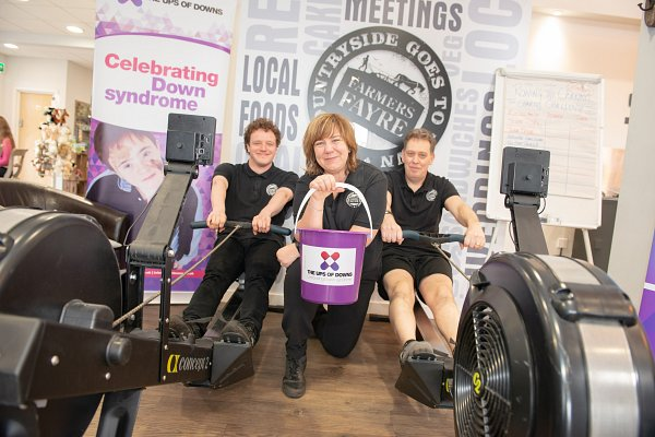 Year of fundraising continues with charity row