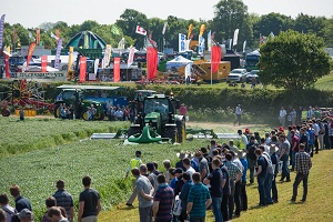 Grass yields and quality under the spotlight at Grassland & Muck