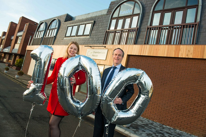 Stoneleigh Park Welcomes 100th Occupier