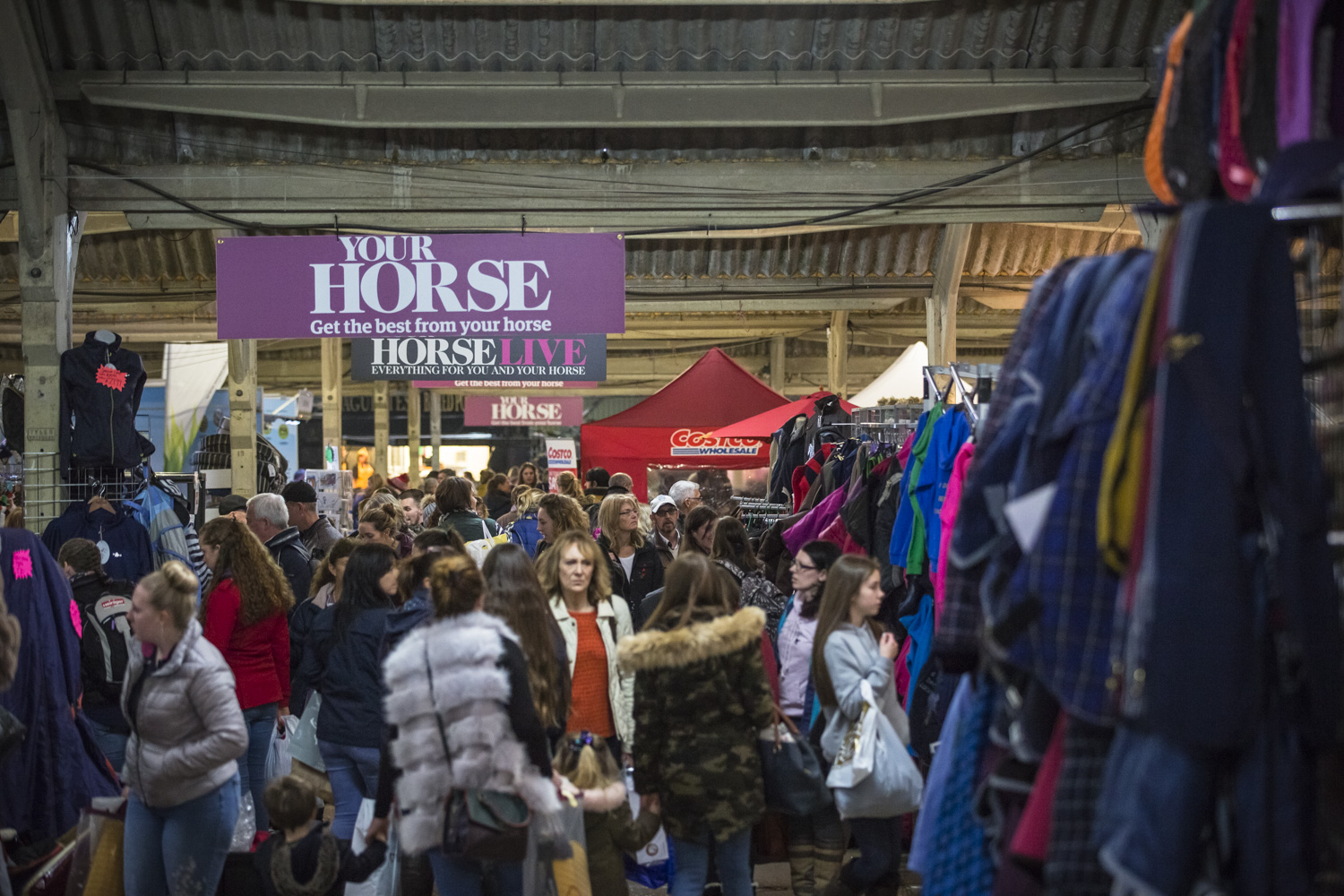 Major horse event expands at Stoneleigh