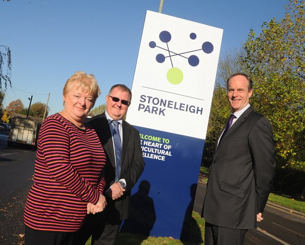 New Look At Stoneleigh Park