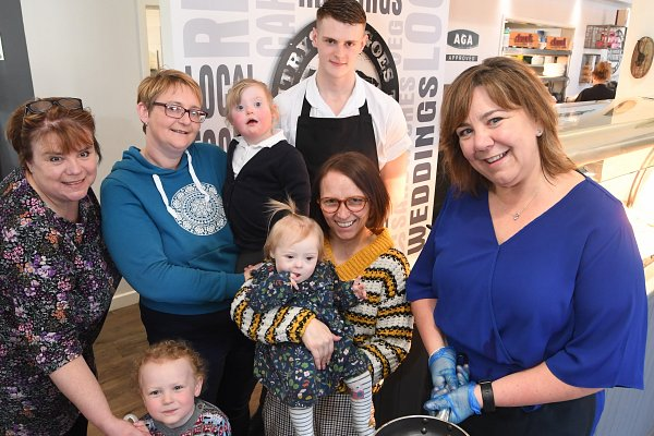 Pancake-flipping fundraiser at Farmers Fayre