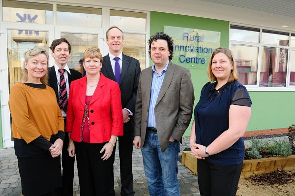 Rural Innovation Centre Hosts Business Breakfast
