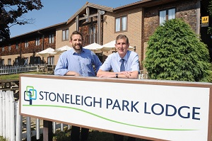Stoneleigh Park Lodge sees boost after five-figure investment