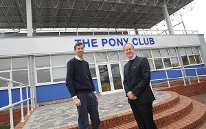 Milestone Makeover for The Pony Club